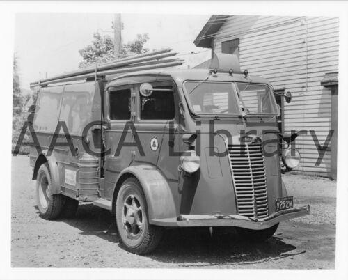 Ref. # 24442 1937 Autocar COE Telephone Truck antique car Factory Photograph