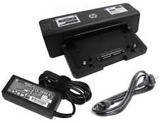HP Dockingstation HSTNN-I11X für EliteBook 8460p 8470p + passendes Netzteil 90W