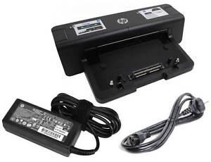 HP-Dockingstation-HSTNN-I11X-fuer-EliteBook-8460p-8470p-passendes-Netzteil-90W