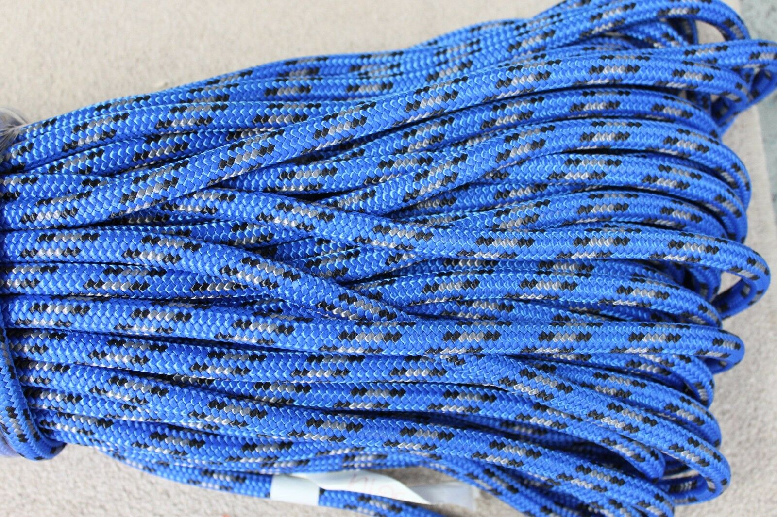 11.7mm Donaghy Cougar bluee Climbing Rope x 50mtr NEW