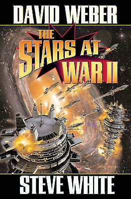 1 of 1 - STARS AT WAR II, THE - Steve White, David Weber (Hardcover, 2005, Free Postage)
