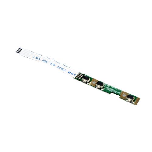 POWER BUTTON BOARD DELL INSPIRON 11 P25T P25T001 P25T002 P25T003 450.06Q04.1001