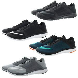 90f74c94765 Nike 807144 Mens FS Lite Run 3 Lightweight Mesh Running Shoes ...