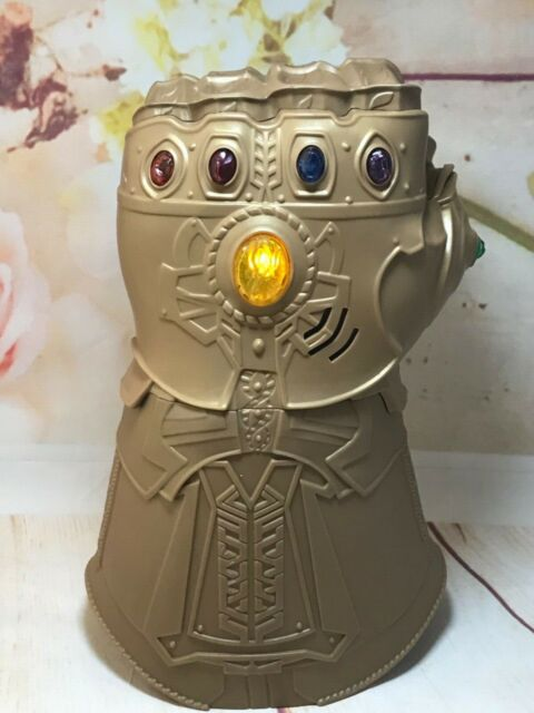 Marvel Avengers Issue Infinity guerre électronique Gauntlet Light Up Sound Iron Man