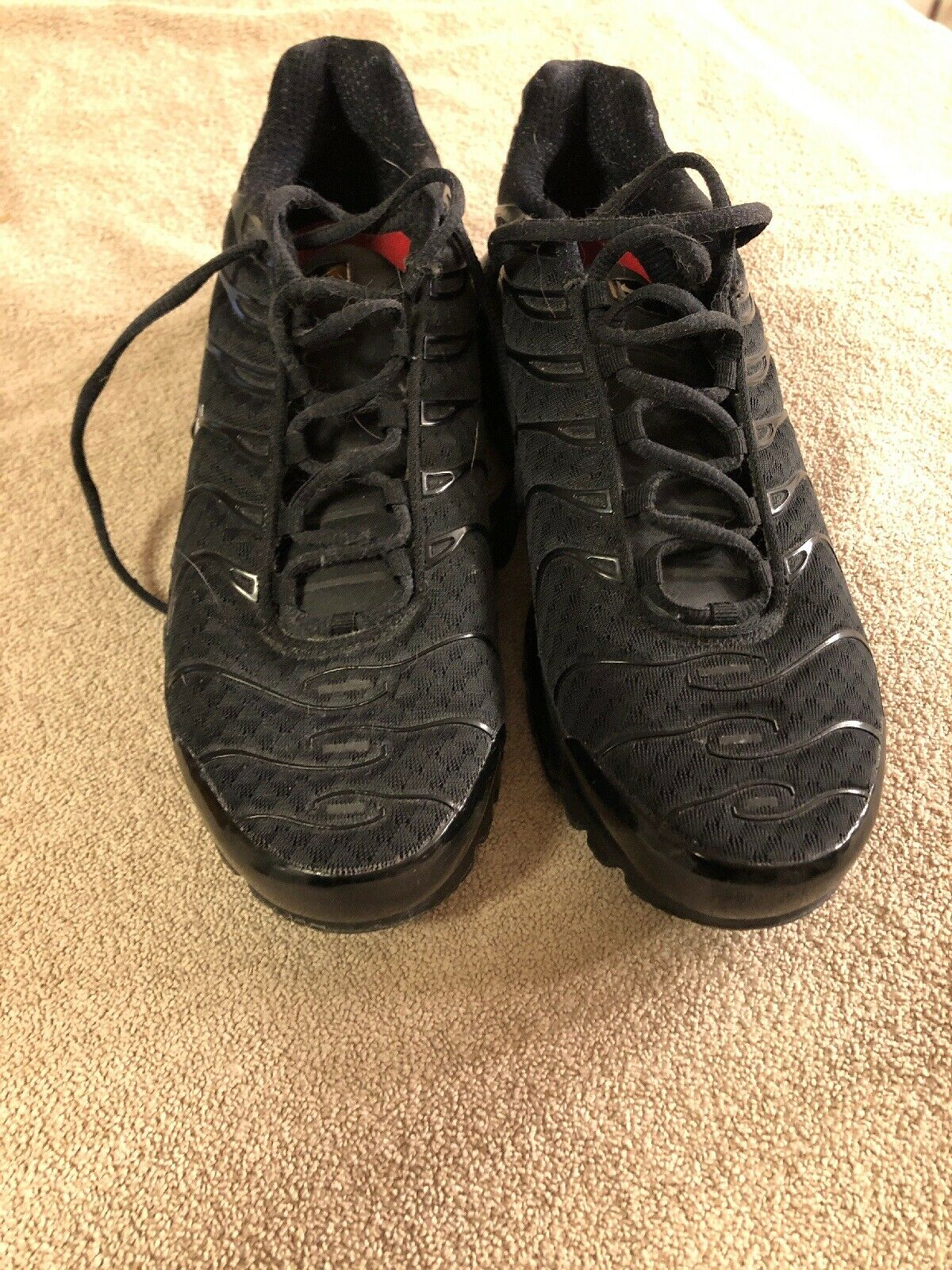 Nike Pre Owned Mens NT Air shoes Size 11.5 Black