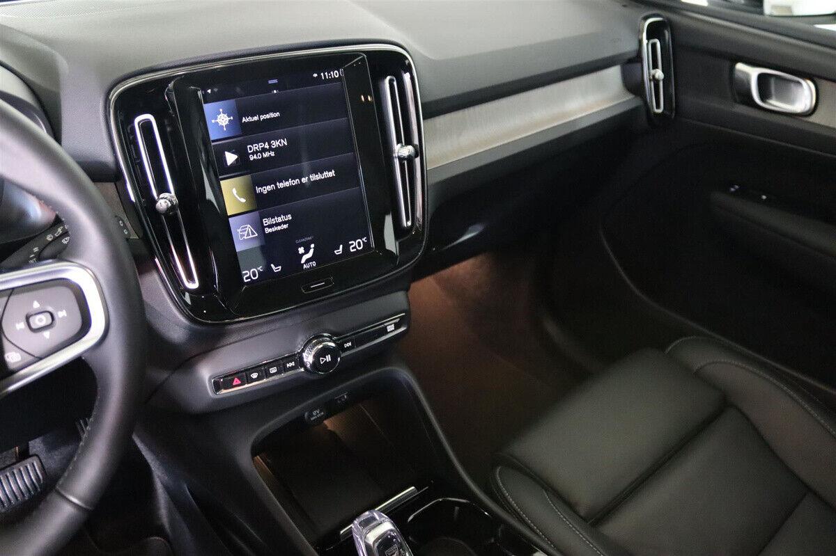 Volvo XC40 1,5 T5 ReCharge Inscription aut. - billede 10