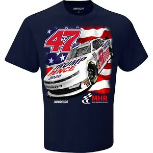 Checkered Flag Sports 2020 NASCAR-Finish Line-100/% Cotton Driver T-Shirt