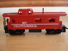 Tyco HO - Chattanooga 607 Caboose - vintage - in very good shape!