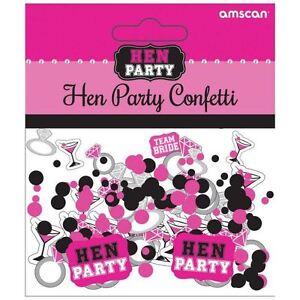 Team-Bride-Hen-Night-Party-Confetti-Bachelorette-Table-Sprinkles
