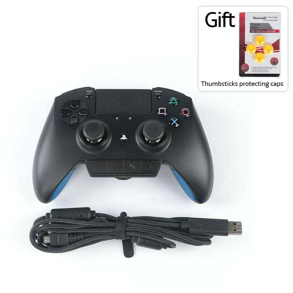 Razer Raiju Gaming Controller Wired Only for PS4 4 Fully-Programmable Buttons