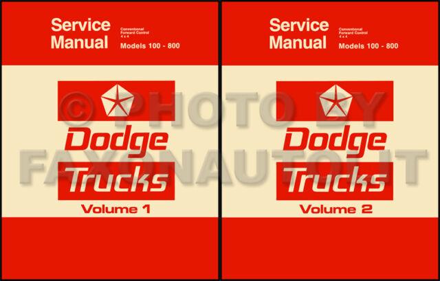 Original 1972 Dodge Truck Pickup D100 W100 100