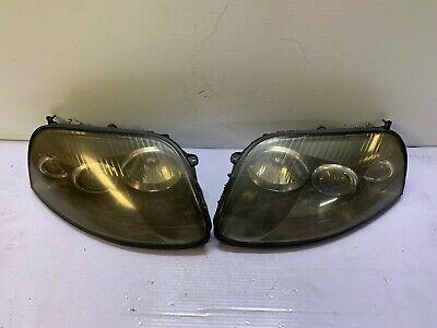 JDM Clear Front Bumper Side Marker Light Pair For 1993-1996 Toyota Supra Mk4 IV