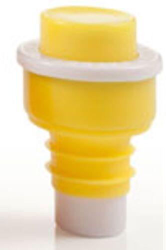 Color vacío Tapón De Vino Botella Tapón con fecha indicador
