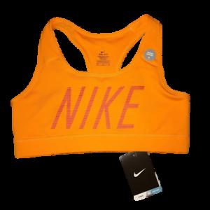 6ca9a61c47 Nike Pro Printed Victory Compression Sports Bra Combat Dri-Fit Racerback  375833