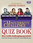 The University Challenge Quiz Book von Steve Tribe (2010, Taschenbuch)