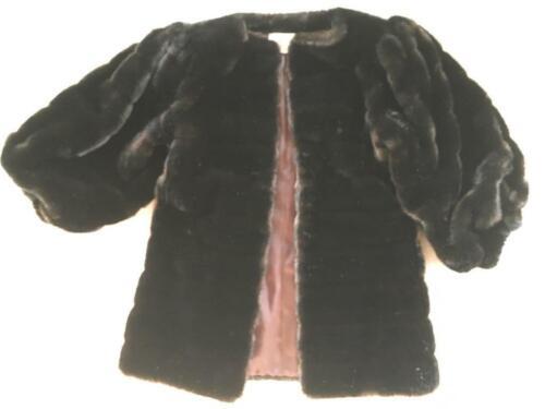 Fabulous Pauline Trigere Faux Fur Vintage Jacket … - image 1