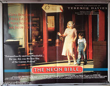 Cinema Poster: NEON BIBLE 1995 (Quad) Denis Leary Terence Davies Jacob Tierney