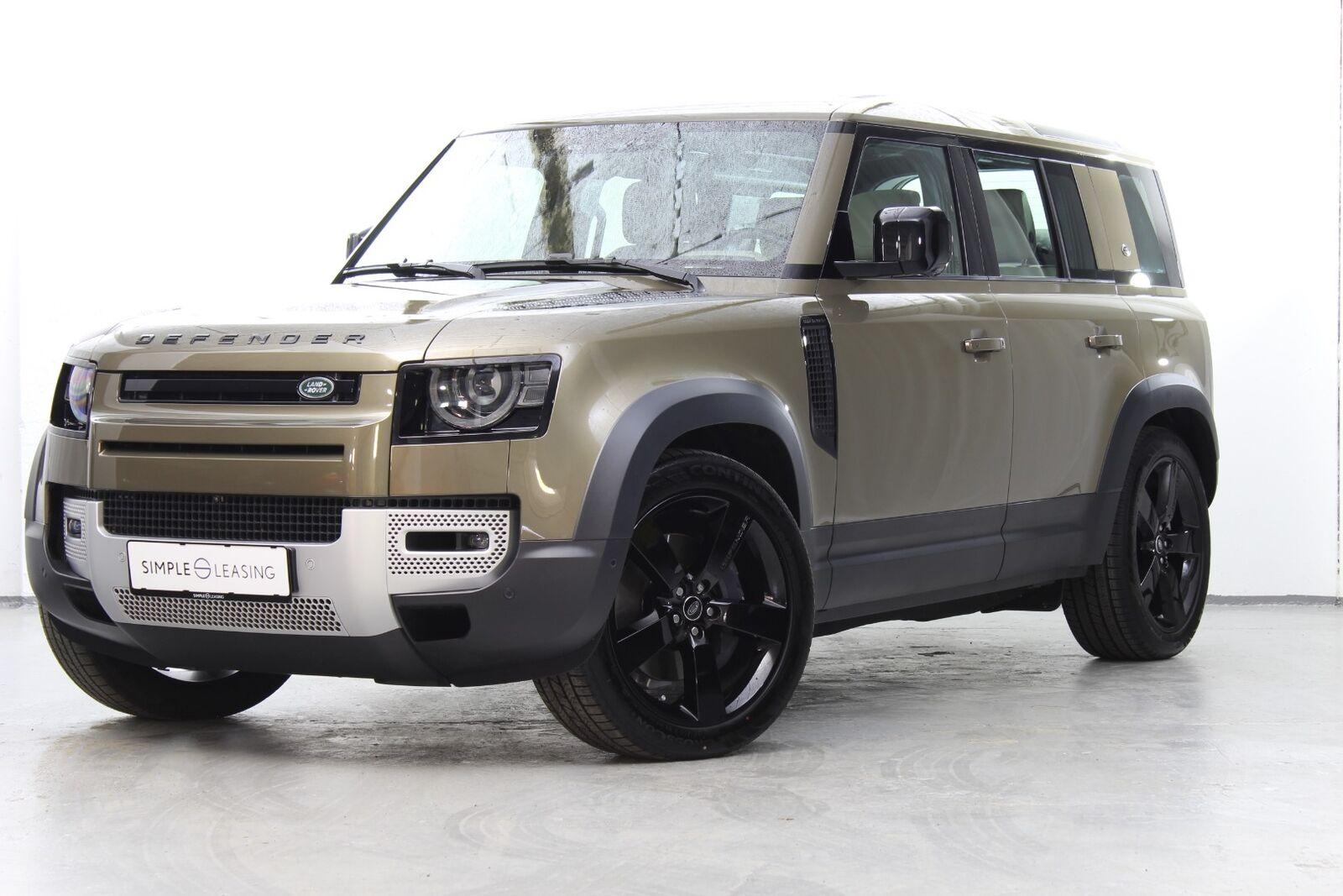 Land Rover Defender 110 3,0 P400 X aut. 5d - 9.575 kr.