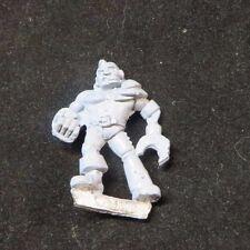 Warhammer 40K Talisman Cyborge base painted metal  oop