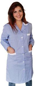 Abbigliamento da Lavoro camice  donna ai piani Supermercati Panettiere