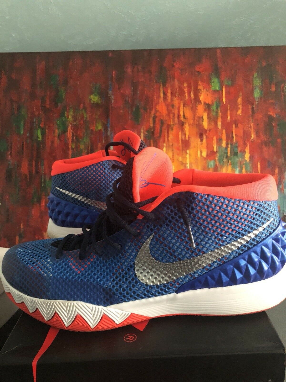 Nike kyrie 1 sz12 poco alla moda