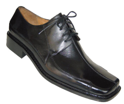 Men/'s High Quality PU Uppers Oxfords  Dress Shoes Design by Milano Moda 5757
