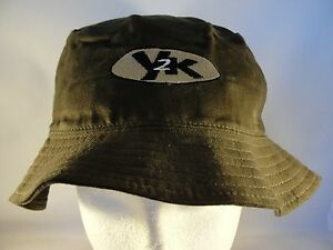 1c51bd941dc Image is loading Y2K-Vintage-Bucket-Hat-Size-L-XL-American-