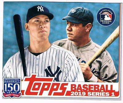 2019 Topps Heritage Baseball COMPLETE BASE SET 1-400 Betts-Tucker+ 400 Cards