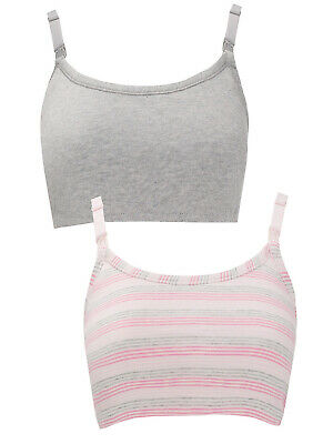 2x MOTHERCARE Blooming Marvellous Cotton PREGNANCY /& MATERNITY SUPPORT Lace Bras