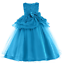 Kids-Flower-Girl-Bow-Princess-Dress-for-Girls-Party-Wedding-Bridesmaid-Gown-ZG9 thumbnail 31
