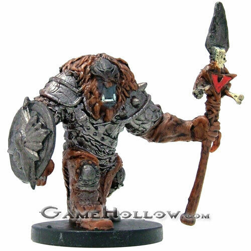 D/&D Miniatures Dungeon Command Blood of Gruumsh ORC CLERIC OF GRUUMSH #7