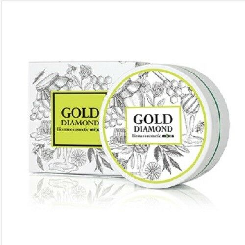 [Miskin] GOLD DIAMOND HONEY GREEN TEA HYDRO GEL EYE PATCH