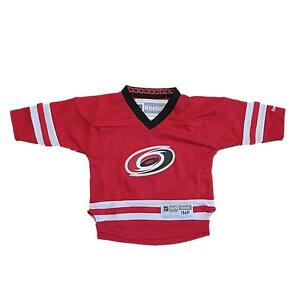 Image is loading New-NHL-Official-Reebok-Carolina-Hurricanes-Infant-Replica- f2e1bb618