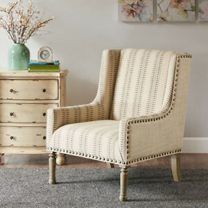 Strange Details About Madison Park Simmons Accent Chair Gmtry Best Dining Table And Chair Ideas Images Gmtryco
