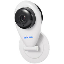 Sricam 720P HD Wireless Network IP Camera Two-way Audio ONVIF IR-Cut Android iOS