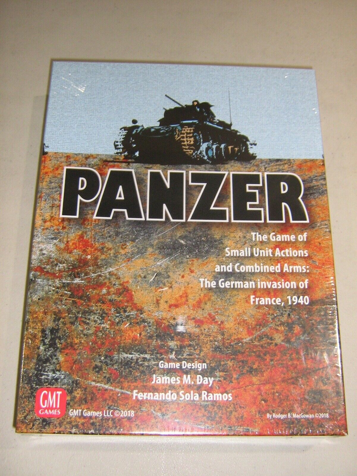 Panzer Expansion 4  France 1940 (New)
