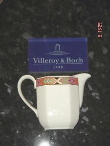 VILLEROY BOCH V/&B Anjou Milchkännchen G3 Sahnekännchen Milchgießer Ha A 9cm 7924