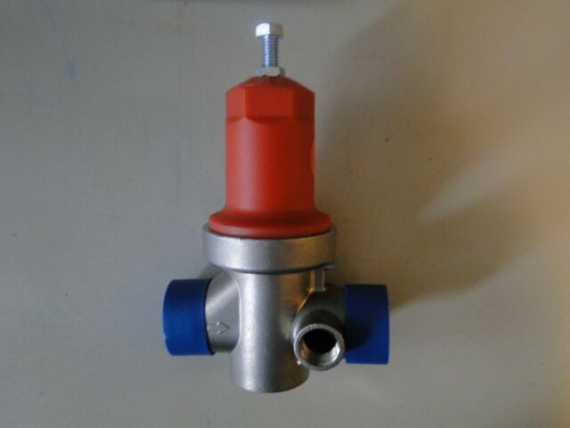 BRAND NEW  CSV1A CYCLE STOP VALVE WATER WELL PUMP CONSTANT PRESSURE STAINLESS