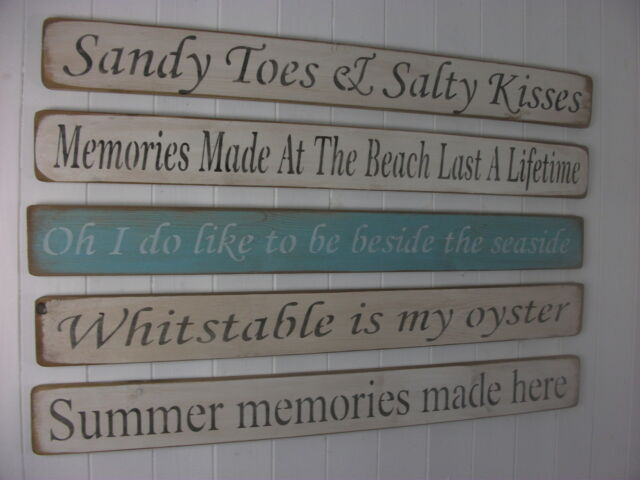 Signs Shabby chic wooden  home interiors decorative Classie Quotes Vintage style