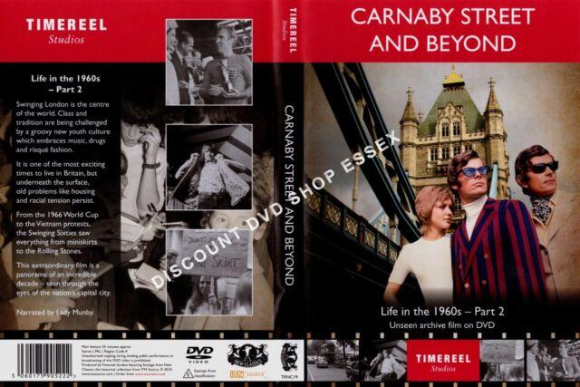 Carnaby Street und Jenseits. Life in the 1960s Part 2. Unseen Archiv Film auf DVD