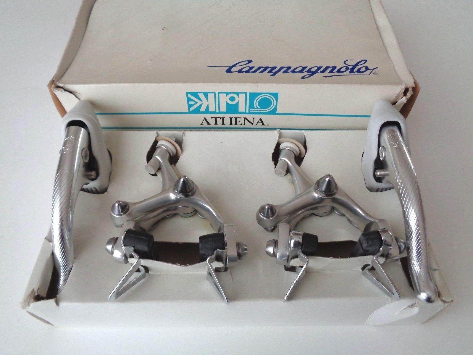 NOS Vintage 1980s Campagnolo Athena (c record era) brake set