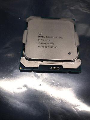 Intel Xeon E5 2630 V4 ES QHVK 2.1GHz 10Core 25MB 20Threads 14nm 85W Processor