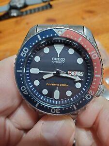Seiko-SKX-First-Year-1996-Skx009-Skx175-Sapphire-Upgrade-And-Original-Parts