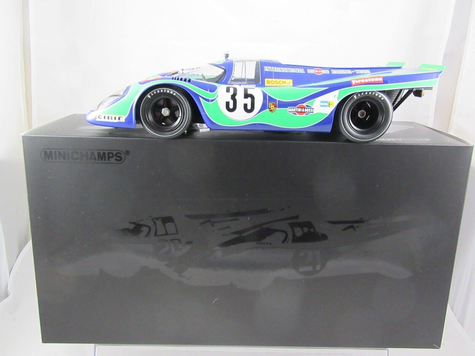 Minichamps 1970 Porsche 917K  35 driven by Van Lennep Larrousse P125706635