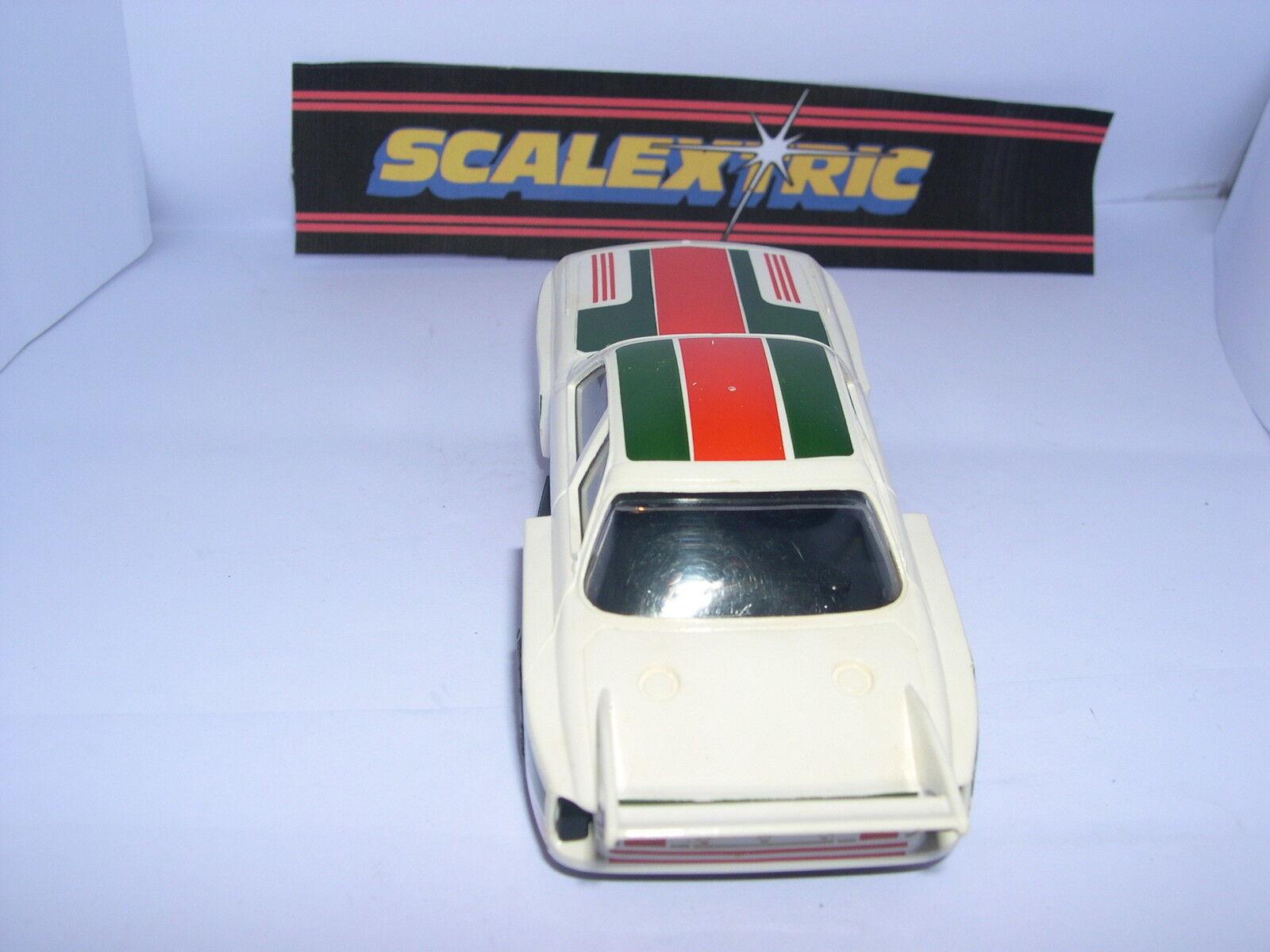 SCALEXTRIC C-116 SLOT CAR BMW 3.0 CSL EXCELLENT CONDITION UNBOXED UNBOXED UNBOXED 706a47