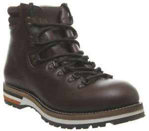 uomini Ice Leather Choc Hiker chiedono Boots Missus Gli The a gdwC7gq