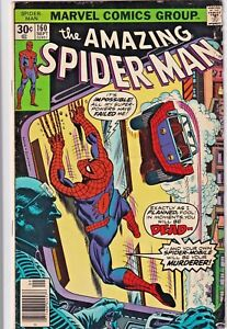 AMAZING-SPIDER-MAN-160-VG-FN-1976-MARVEL-BRONZE-AGE-COMICS