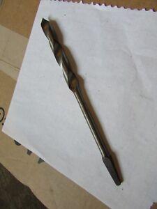 1-VTG-NOS-Cleveland-Twist-Co-Hand-Drill-Brace-Bit-9-16-034-60-degree-tip