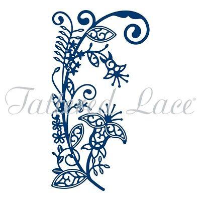 Tattered Lace Dies Metal Cutting Die by Stephanie Weightman-Flower Flourish D658