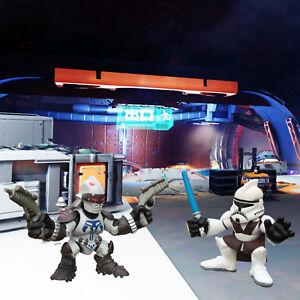 Star Wars Galactic Galaxy Héros FIGURINE-CLONE TROOPER-Clone Wars Era